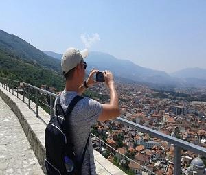 Deutscher Gast, Prizren