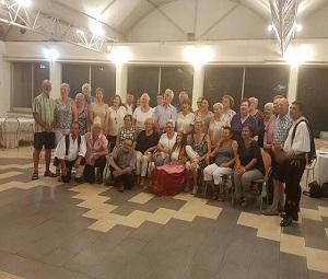 Italian Group, Balkan Tour