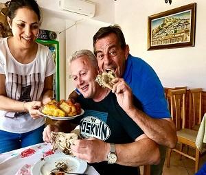 Austrian Guests, Balkan Tour