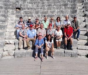 German Group, Balkan Tour