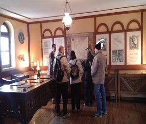 Ospiti spagnoli, tour dei Balcani
