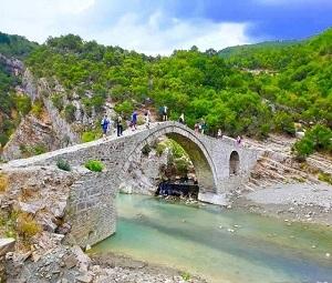 Deutsche Gruppe, Trekking in Albanien