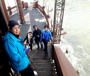 Hong Kong Guests, Balkan Tour