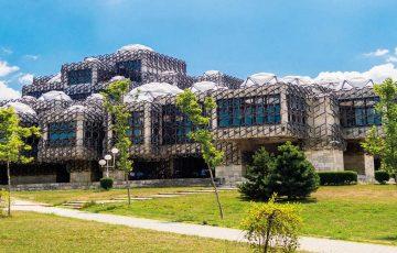 National-Public-Library-Pristina-Kosovo