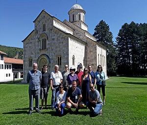UK Group, Balkan Tour